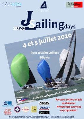 Affiche J Sailing days 10_03_2020
