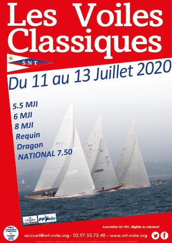 Les Voiles Classiques 2020