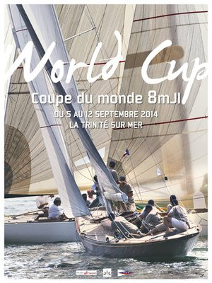 Affiche World Cup 8mJI 2014